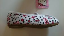 HELLO KITTY Girls Shoes canvas shoes for baby ballerina ballerinas