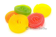 HARIBO: ROTELLA (Halal) JELLY GUM SWEETS
