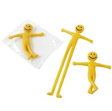 Smiley Stretchy Men Party Bag Fillers Pinata Loot Bag Gift Children Toy
