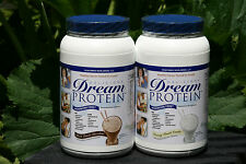 ONE (1)  DREAM PROTEIN     VANILLA  OR  CHOCOLATE WHEY