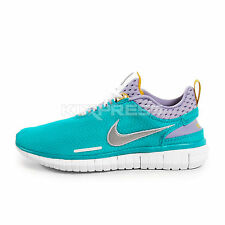 WMNS Nike Free OG '14 BR [644450-300] NSW Running Turbo Green/Silver-Dark Citron