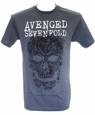 AVENGED SEVENFOLD - GREYSKULL - Official T-Shirt - Heavy Metal - New S M L XL