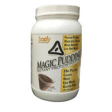 Body Nutrition Magic Pudding 2.75 Lbs (Brand New Sealed)