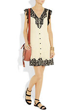 "ALICE BY TEMPERLEY ""VANITA"" CREAM LACE DRESS BNWT"