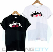 MCBUSTED MC BUSTED MCFLY ROCK MUSIC BAND GIG SUPER GROUP TSHIRT T SHIRT TEE TOP