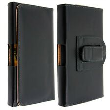 Genuine Premium Leather Belt Clip Holster Fits For Iphone 4 4s 5s Lifeproof Case