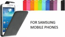 Samsung Galaxy S5 Mini Leather Wallet Case Cover With Free Screen Protector