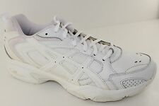 Asics Gel TRX White Leather Womens Shoes S973L-0101 Sizes 6M, 7.5M, & 10M NWD