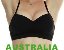 Vamadoo SPORTS BRA - womens/ladies crop top for gym/running/yoga/wear