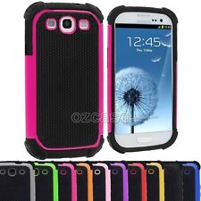 Heavy Duty Shockproof Case Cover Defender For SAMSUNG GALAXY S3 SIII i9300 i9305