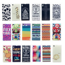 New Hard Pattern Back Case Cover for Sony L39h Xperia Z1 C6903 C6906