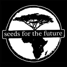 SEEDS FOR THE FUTURE (plant earth day green ecology alf planet forest) T-SHIRT