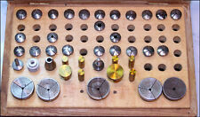 BOLEY WATCHMAKER LATHE COLLETS STANDARD WW 8mm VARIOUS SIZES & PRICES