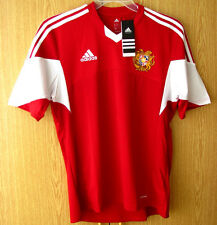 New Original Official Armenia National Soccer Football Team Adidas Jersey Shirt