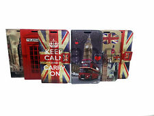 Leather Stand Wallet Flip London Mobile Phone Case Cover For iPhone 5C