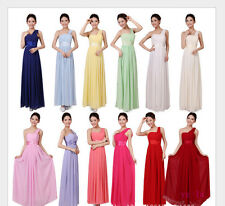 Hot sell Women Sexy Party Evening Wedding Bridesmaid Prom Ball Long Dress Formal