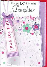 Age 18th Birthday Greeting Cards Female BARGAIN PRICES CHEAP P&P