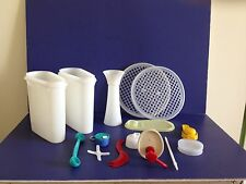 Vintage Tupperware Bits and Pieces