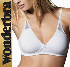 New Pink WONDERBRA NO POKE SIDE STAY WIRE FREE BRA 2483