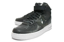 Nike Air Force 1 High Premium [386161-006] NSW Boots Dark Shadow/White
