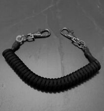550 Paracord ReCoil Lanyard -for- Maxpedition Condor Tactical Tailor EDC 5.11