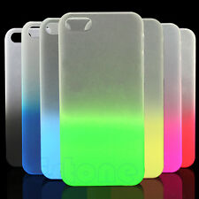 Cute New Glow In The Dark Hard Back Skin Case Cover for Apple Iphone 4G 4S