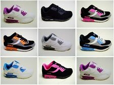 New Womens Air Sole Sneakers Athletic Tennis Sport Shoes Running Walking Sz 5-10
