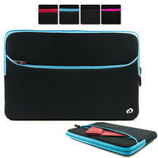 "15.6"" Washable Neoprene Protective Carrying Sleeve Case fits Cybertron-PC Laptop"