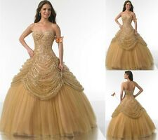 2014 New Beautiful Ball Gown Sweetheart Floor Length Beading Quinceanera Dresses