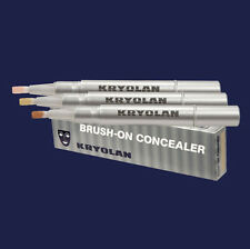 Kryolan Brush-on Concealer Brush Dispenser Theatrical Stage Makeup 9080