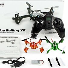HUBSAN H107L X4 LED Quadcopter Mini Drone 2.4GHz 4Ch RC Helicopter inco