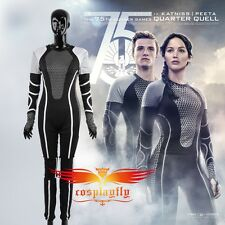 Film The Hunger Games:Catching Fire Peeta Mellark Cosplay Costume
