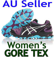 ASICS GEL FUJI TRABUCO 2 GTX Gore Tex WOMENS TRAIL RUNNER RUNNING SHOES