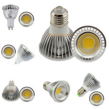 Par20 COB 9w 12w 15w LED light E27 E14 MR16 GU10 Bulb Lamp Dimmable Spotlight