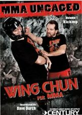 Wing Chun for MMA DVD Mix Martial Arts Instructional Training Learning