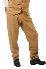 Steampunk-Victorian-Edwardian- Cosplay Big Game HunterTan Trousers All Sizes