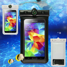 Waterproof Clear Pouch Case Cover For Samsung Galaxy S3 III S5 S V S4 S IV MINI