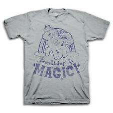 My Little Pony Friendship Is Magic Mens Gray T-Shirt