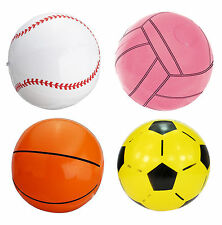 BESTWAY 41CM INFLATABLE BEACH BALL 930054- available in various designs