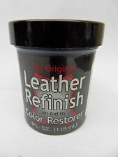 Leather Refinish Color Restorer Dye 58-Colors! NEW