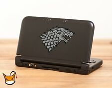 STARK Game of Thrones decal sticker for Nintendo 3DS, 3DS XL, iPad MA192