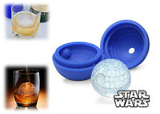 Silicone Star Wars Death Star Round Ice Cube Tray Drinks Mold Xmas Souvenir Gift