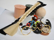 Teddy bear/toy eyes, joints, seconds, etc, misc. bear supplies, pl. take a look
