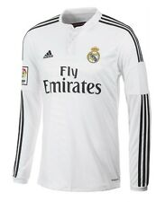 New Official home jersey REAL MADRID season 14/15 LONG SLEEVES by ADIDAS