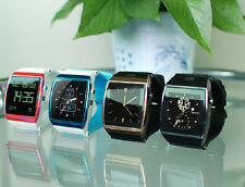 """multi-color 1.55"""" U8 Pro Bluetooth Smart Wrist Watch For Android iPhone Samsung"""