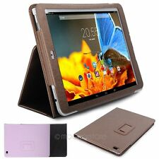 "New Leather Stand Flip Cover Case For 9.7"" Cube Talk 9X U65GT Android Tablet PC"