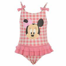 Girls ~ Minnie Mouse ~ Swimming Costume ~ Sizes 3 months to 2 Years