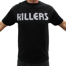 The Killers Rock Band Graphic T-Shirts