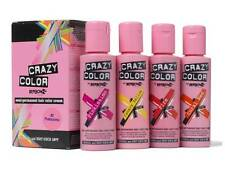 Crazy Color Semi-Permanent hair dye -**Many Colours and Postage discount in UK**