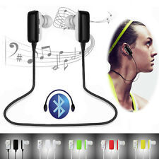 Wireless Stereo Bluetooth Headset Sports Earphone Headphone for Cell Phone NEW
